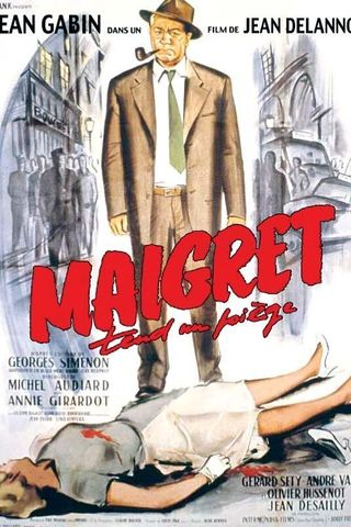 O Inspetor Maigret Cria uma Armadilha