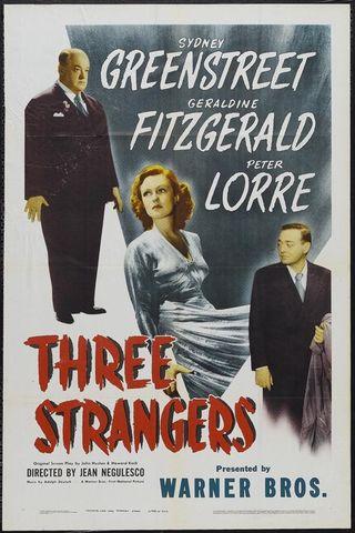 Três Desconhecidos