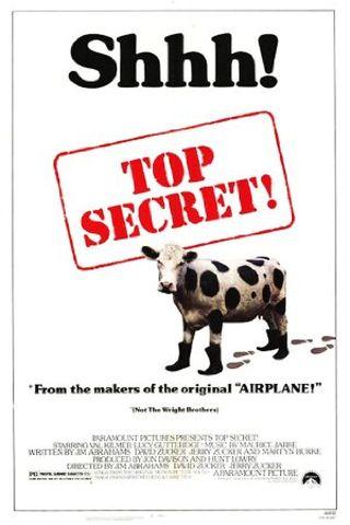 Top Secret - Superconfidencial