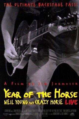 Year of The Horse - Neil Young e Crazy Horse ao Vivo