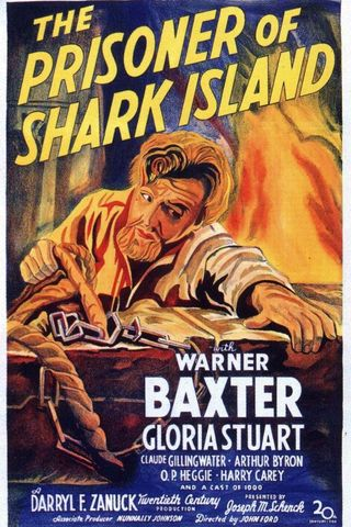 O Prisioneiro da Ilha dos Tubarões