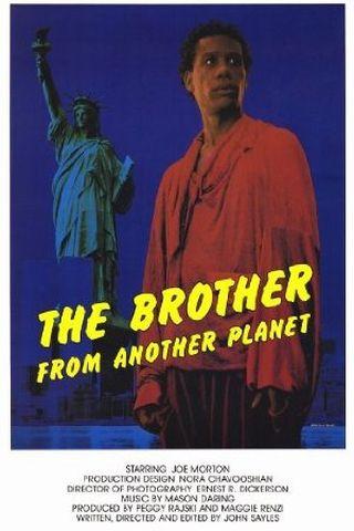 O Irmão Que Veio de Outro Planeta
