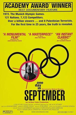 Munique, 1972: Um Dia em Setembro