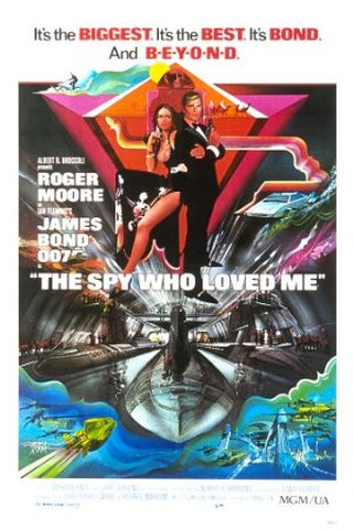 007 - O Espião Que Me Amava