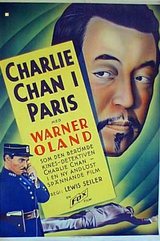 Charlie Chan em Paris