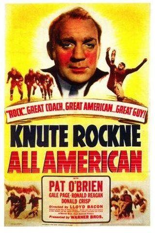 Knute Rockne, o Ídolo do Futebol Americano