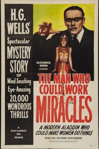 O Homem Que Fazia Milagres