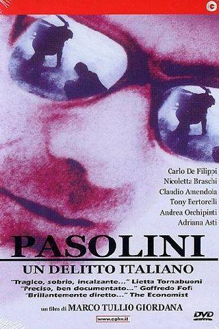 Pasolini, um Delito Italiano