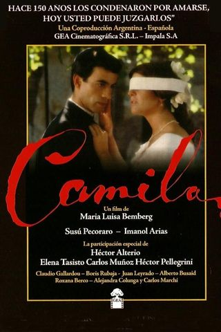 Camila: O Símbolo de uma Mulher Apaixonada