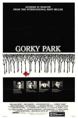 Mistério no Parque Gorky