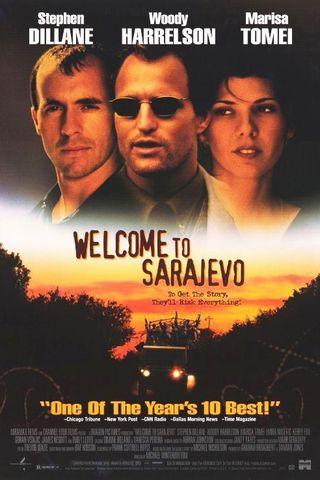 Bem-Vindo a Sarajevo