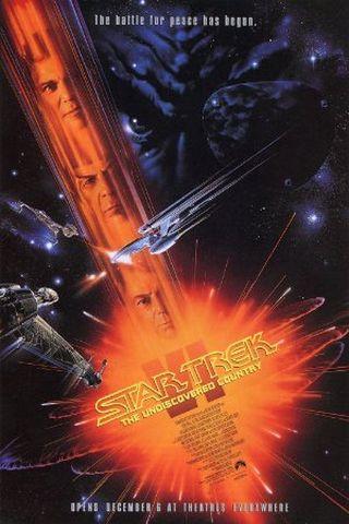 Jornada Nas Estrelas VI - A Terra Desconhecida