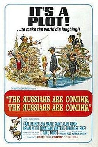 Os Russos Estão Chegando