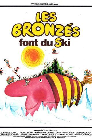 Os Bronzeados Vão Esquiar