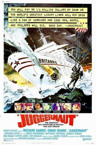 Juggernaut - Inferno em Alto Mar