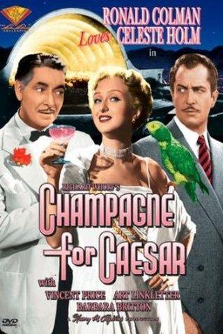Champanhe para Cesar