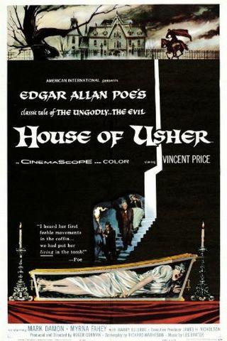 A Queda da Casa de Usher