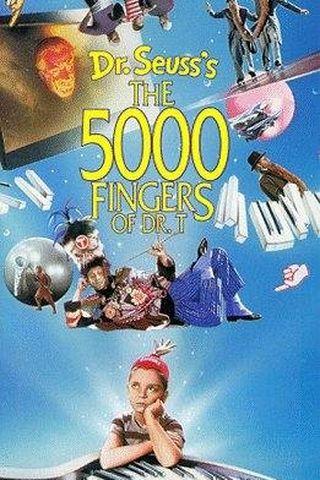 Os 5000 Dedos do Dr. T.