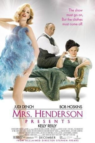Sra. Henderson Apresenta