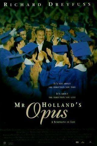 Mr. Holland - Adorável Professor