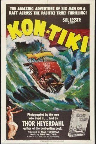 A Aventura de Kon-Tiki