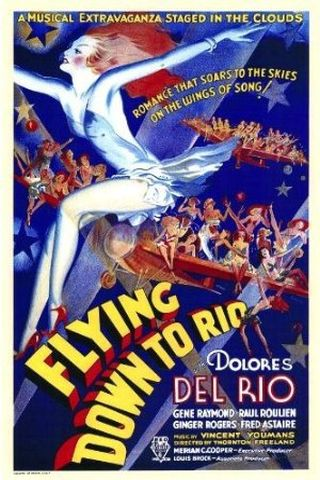 Voando para o Rio