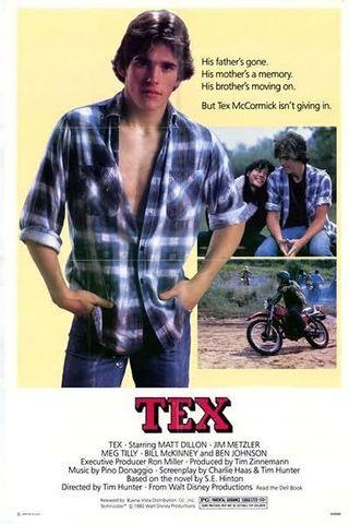 Tex - Um Retrato da Juventude
