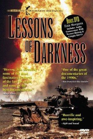 Lições da Escuridão