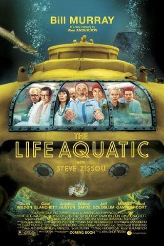 A Vida Marinha com Steve Zissou