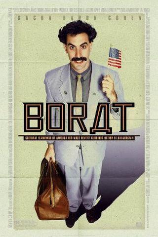 Borat - O Segundo Melhor Repórter do Glorioso País Cazaquistão Visita a América