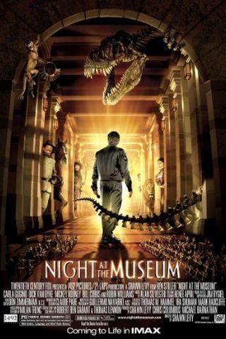 Uma Noite no Museu