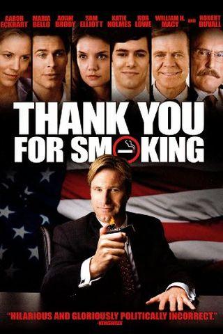 Obrigado por Fumar