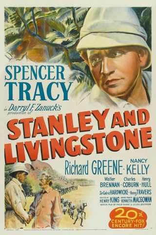 As Aventuras de Stanley e Livingstone
