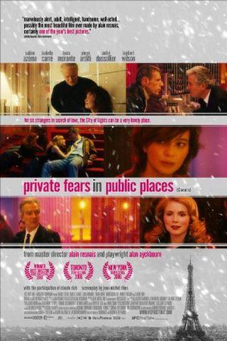 Medos Privados em Lugares Públicos