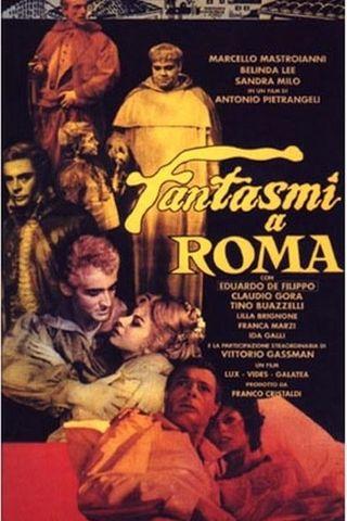 Fantasmas em Roma