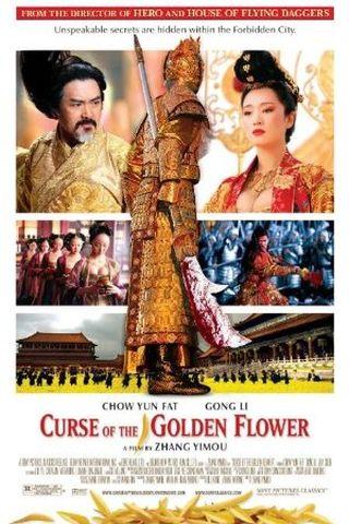 A Maldição da Flor Dourada
