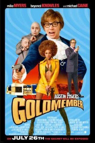 Austin Powers em O Homem do Membro de Ouro