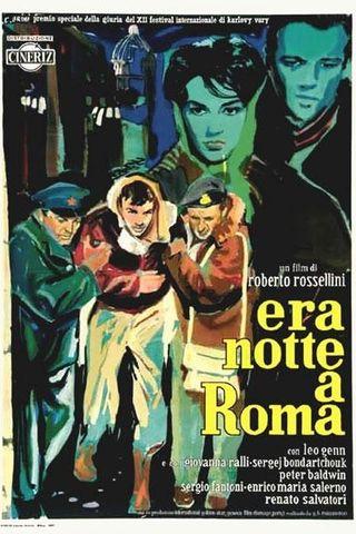 Era Noite em Roma