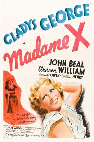 Madame X - A Ré Misteriosa