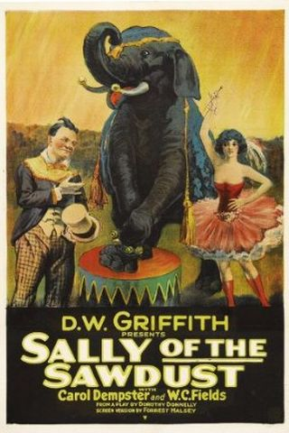Sally, a Filha do Circo