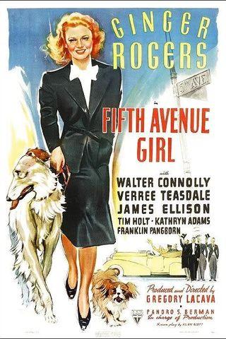 A Garota da 5ª Avenida