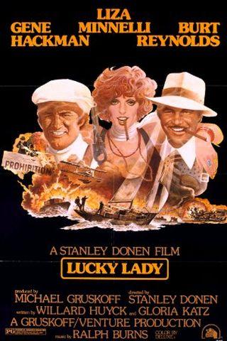 Os Aventureiros do Lucky Lady