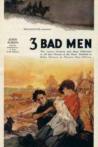 Os Três Homens Maus