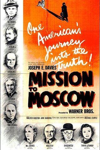 Missão em Moscou