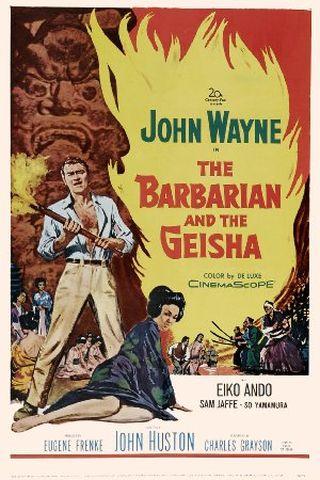 O Bárbaro e a Geisha