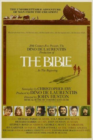 A Bíblia... No Início
