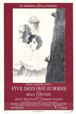 Cinco Dias num Verão