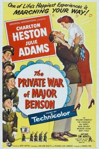 A Guerra Íntima do Major Benson