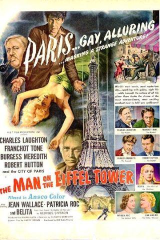 O Homem da Torre Eiffel