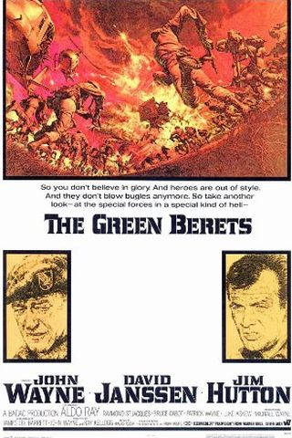 Os Boinas Verdes